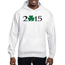2015 shamrock Jumper Hoody