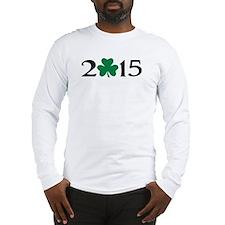 2015 shamrock Long Sleeve T-Shirt