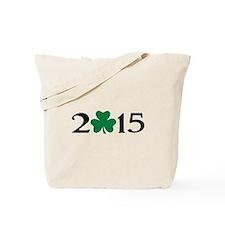 2015 shamrock Tote Bag
