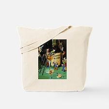 Teenie Weenies Tote Bag