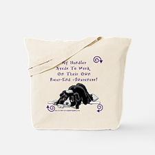 Handler Rear-end Awareness Tote Bag