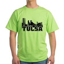 Tulsa Skyline T-Shirt