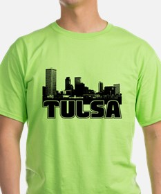 Tulsa Skyline T-Shirt