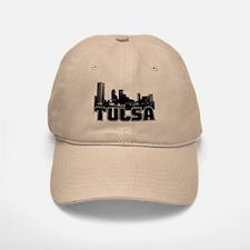 Tulsa Skyline Baseball Baseball Cap