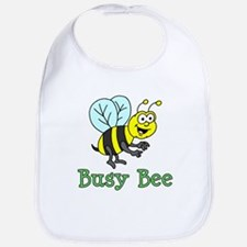 Busy Bee Bib