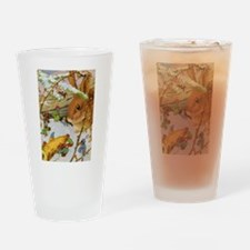 Teenie Weenies Drinking Glass