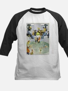 Teenie Weenies Kids Baseball Jersey