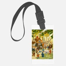Teenie Weenies Luggage Tag