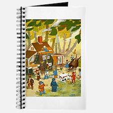 Teenie Weenies Journal