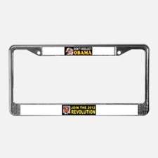 OBAMA EAGLE License Plate Frame