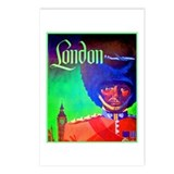 London travel Postcards