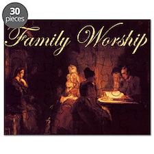 Family Worship Puzzle