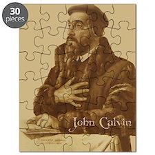 John Calvin Puzzle