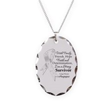 Hope Family Lung Disease Necklace