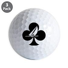 Sailing Club Golf Ball