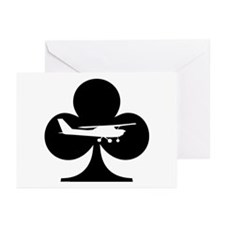 Flying Club Greeting Cards (Pk of 10)