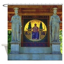 Greek Goddess Shower Curtain