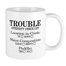 Up Creek Mug