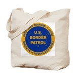 U.S. Border Patrol Tote Bag
