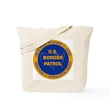 U.S. Border Patrol Tote Bag
