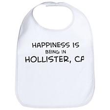 Hollister - Happiness Bib
