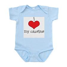 cousins Body Suit