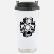 Stainless Steel Puch Cylinder Travel Mug
