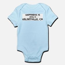 Kelseyville - Happiness Infant Creeper