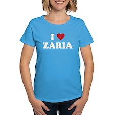 I Love Zaria Tee