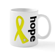 Hope Ribbon Spina Bifida Mug