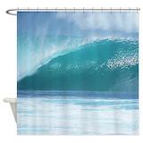 Ocean Shower Curtains