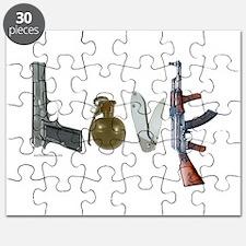 SECOND AMENDMENT Puzzle