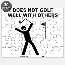 GOLF HUMOR Puzzle