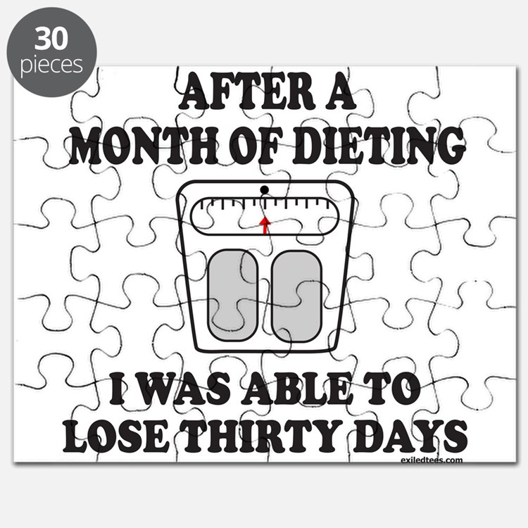 WEIGHT LOSE Puzzle