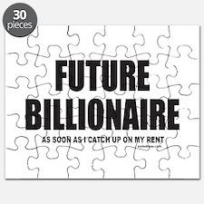 FUTURE BILLIONAIRE Puzzle