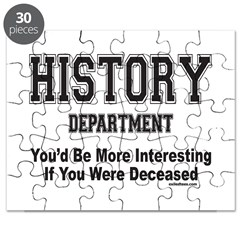 HISTORY Puzzle