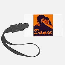 DANCE Luggage Tag