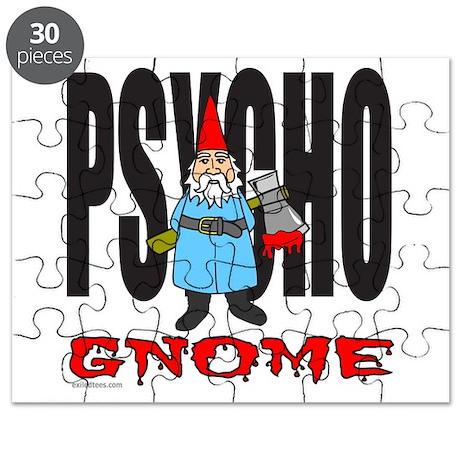 PSYCHO GNOME Puzzle