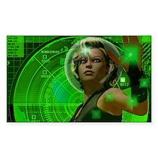 Green Screen Decal