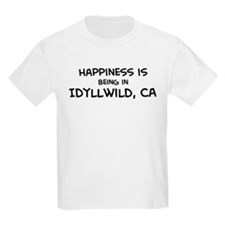 Idyllwild - Happiness Kids T-Shirt