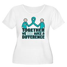 Ovarian Cancer Together T-Shirt