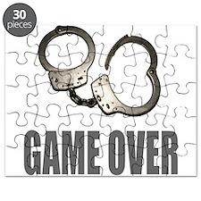 HANDCUFFS/POLICE Puzzle