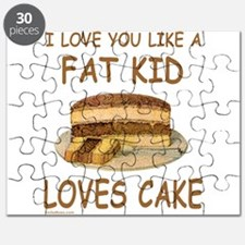 Funny I love you Puzzle