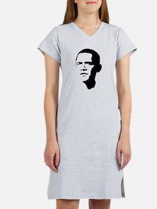 obama_portrait.png Women's Nightshirt