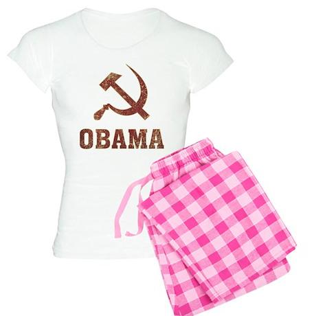 Socialist Obama Women's Light Pajamas