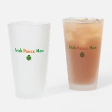 Irish Dance Mom Drinking Glass