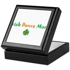 Irish Dance Mom Keepsake Box