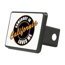 CALIFORNIA Hitch Cover