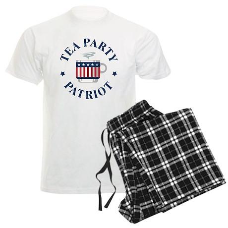 Tea Party Patriot Men's Light Pajamas