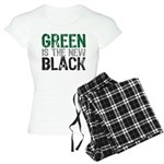 green_new_black.png Women's Light Pajamas